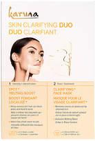 Karuna Skin Clarifying Duo.