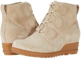 Sorel Evie Lace (Ancient Fossil) Women's Boots