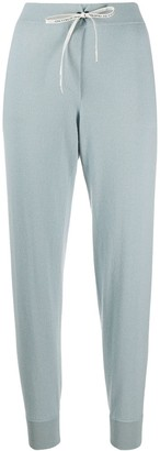Brunello Cucinelli drawstring track pants