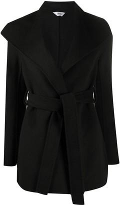 Liu Jo Belted Wrap Coat