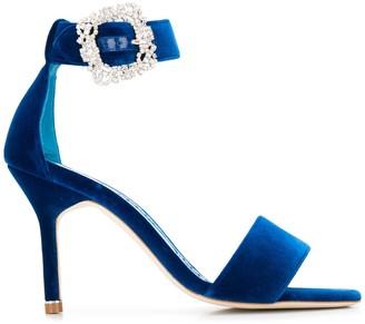 Manolo Blahnik Sanghal 90 sandals