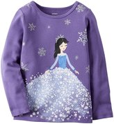 Carter's Graphic Top (Baby) - Princess-24 Months