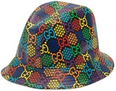 Gucci GG Psychedelic fedora hat