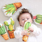 The Fox in the Attic Cactus Baby Rattle