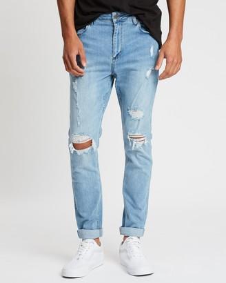 Wrangler Sid Slim Tapered Jeans