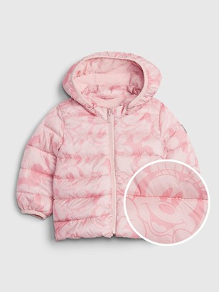 Disney babyGap | Minnie Mouse ColdControl Lightweight Puffer Jacket