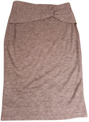 KENDALL + KYLIE Grey Skirt for Women