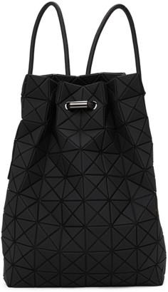 Bao Bao Issey Miyake Black Wring Backpack