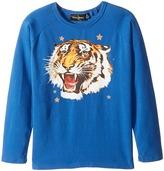 Rock Your Baby - Tiger Star Long Sleeve T-Shirt Boy's T Shirt