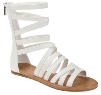 Journee Collection Donna Gladiator Sandal