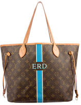 Louis Vuitton Neverfull MM Mon Monogram Tote