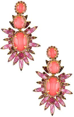 Elizabeth Cole Carmella Earrings