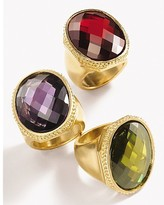 W.A. Studios Cocktail Rings