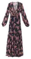 By Ti Mo by TiMo Printed georgette maxi dress