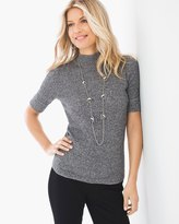 Chico's Marled Marielle Sweater