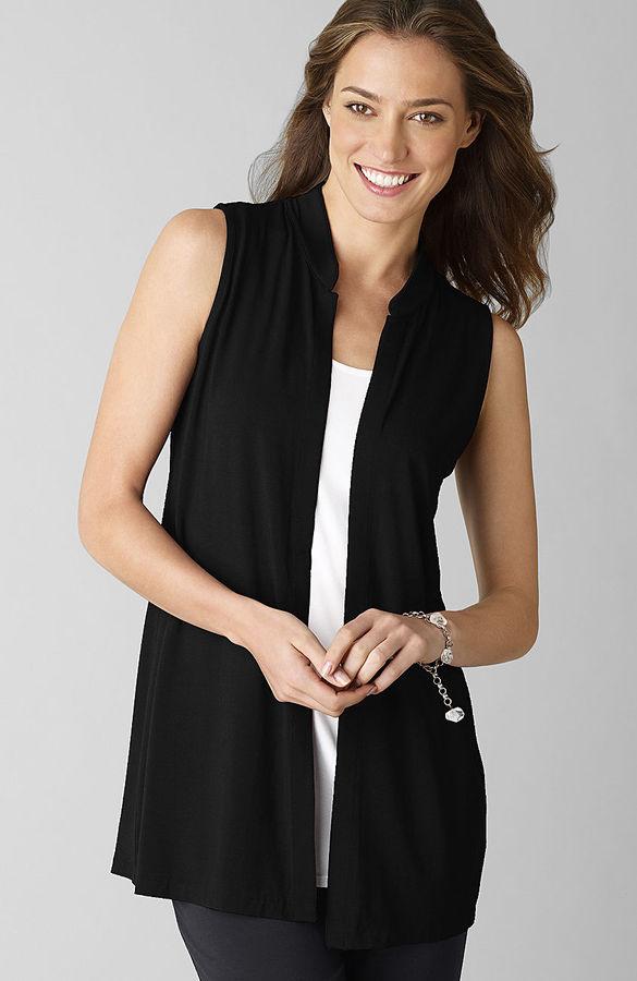 J. Jill Wearever long vest