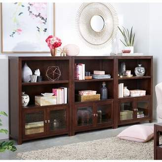 LIBRARY Canora Grey Erskine Bookcase Canora Grey