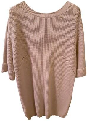 Elisabetta Franchi Beige Wool Knitwear for Women