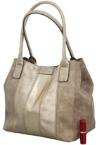 Tom Tailor Shopper Brown