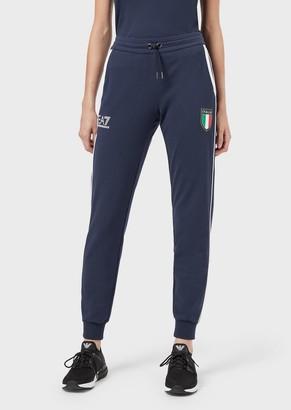 Emporio Armani Team Italia Jogging Trousers