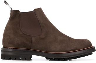 Church's Cornwood suede Chelsea boots