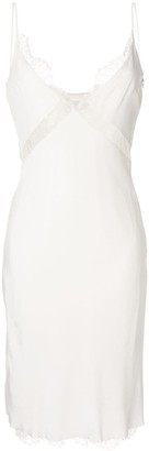 Dion Lee Float Lace Slip Dress