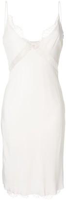 Dion Lee Float Lace Slip Dress