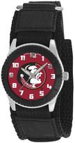 Game Time Rookie Series Florida State Seminoles Silver Tone Watch - COL-ROB-FSU - Kids
