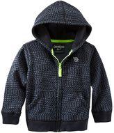 Osh Kosh Boys 4-7 Fleece Active Hoodie
