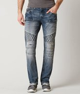 Rock Revival Pierre Biker Straight Jean