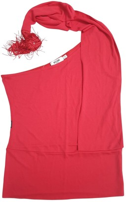 Moschino Cheap & Chic Moschino Cheap And Chic Red Top for Women