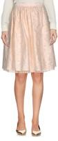 Blugirl Knee length skirts - Item 35319082