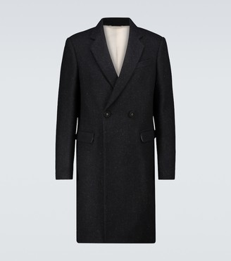 Raf Simons Slim-fit double-breasted coat