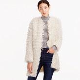 J.Crew Collection loop cardigan sweater