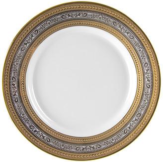 Ten Strawberry Street Elegance Set Of Six 11In Dinner Plates