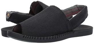 Reef Escape Sling (Black/Black) Women's Sandals