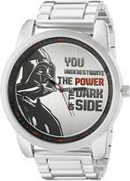 Star Wars Men's DAR2016 Analog Display Analog Quartz Watch