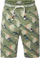 Scotch & Soda All-Over Printed Sweat Shorts
