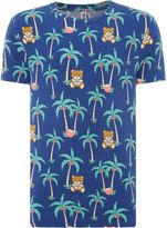 Moschino Palm Tree T-shirt