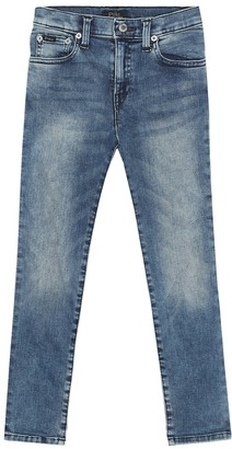 Polo Ralph Lauren Kids Stretch cotton jeans