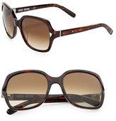 Bobbi Brown The Harpers 55mm Square Sunglasses