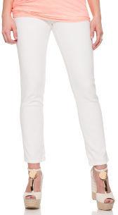 Motherhood Jessica Simpson Secret Fit Belly® Ringspun Denim 5 Pocket Maternity Crop Jeans