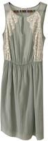 Claudie Pierlot Green Dress for Women