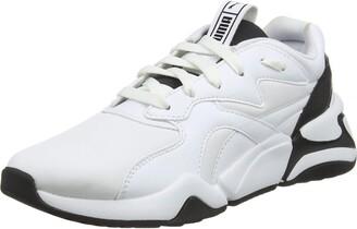 Puma Women's Nova WN's Trainers White Black 6.5 UK (40 EU)