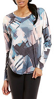 Lucy Final Rep Moisture Wicking Long Sleeve Top
