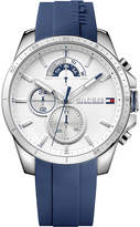 Tommy Hilfiger 1791349 stainless steel and rubber watch