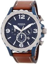 Fossil Men&s Nate Chronograph Quartz Watch