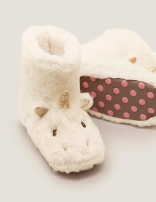 Boden Slipper Boots