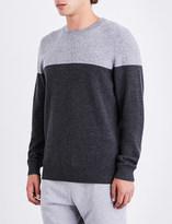 Derek Rose Finley cashmere jumper
