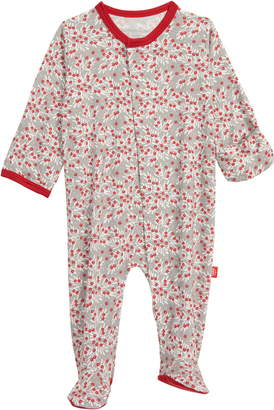 Magnetic Me Berry Holly Day Footie